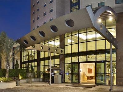 luz plaza hotel sao paulo